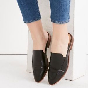NWT Madewell The Frances Mule